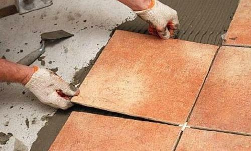 Tiles Fixing In Dubai : Civil tsj tech cont